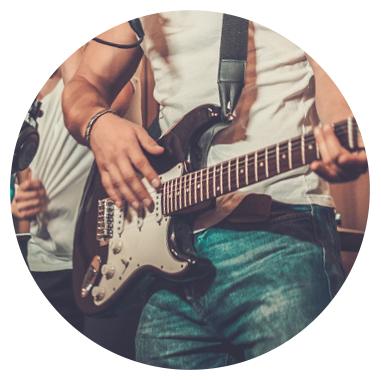 Научитесь играть на гитаре