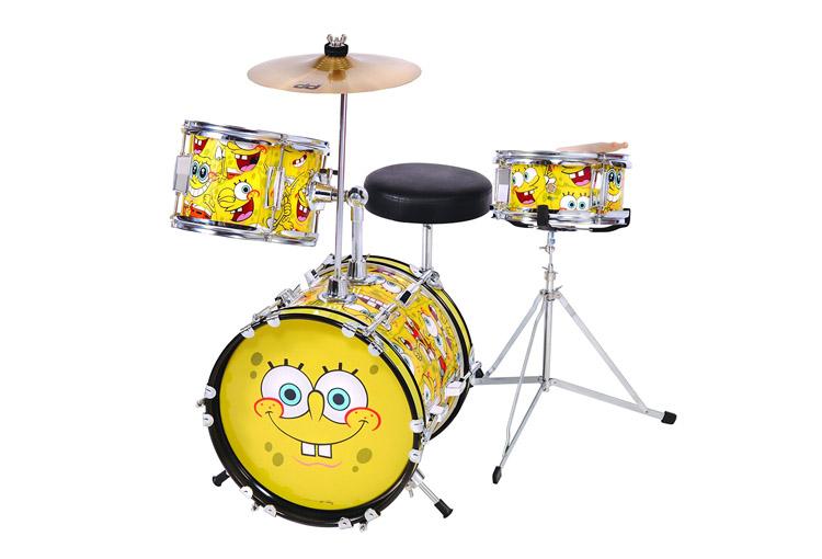 Акустическая барабанная установка