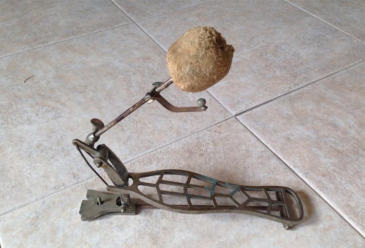 Первая педаль